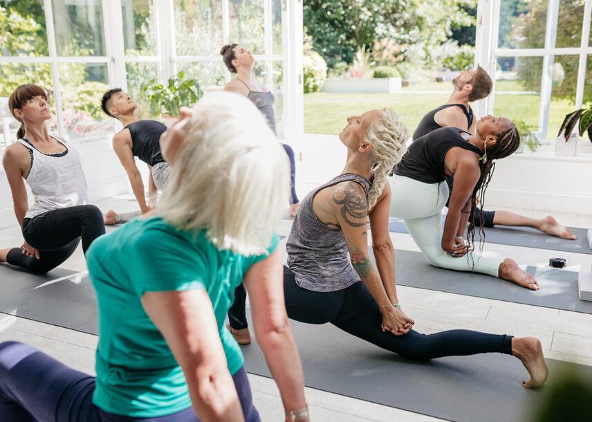 Yoga Props For Sensitive Knees Yogamatters Blog