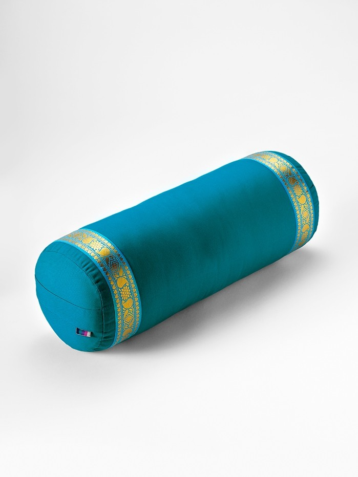 yogamatters-bolster-with-gold-trim